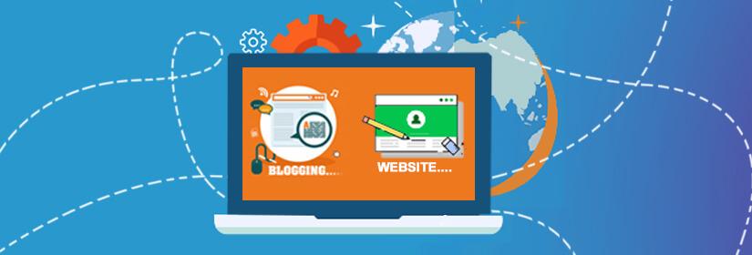 Blog or website