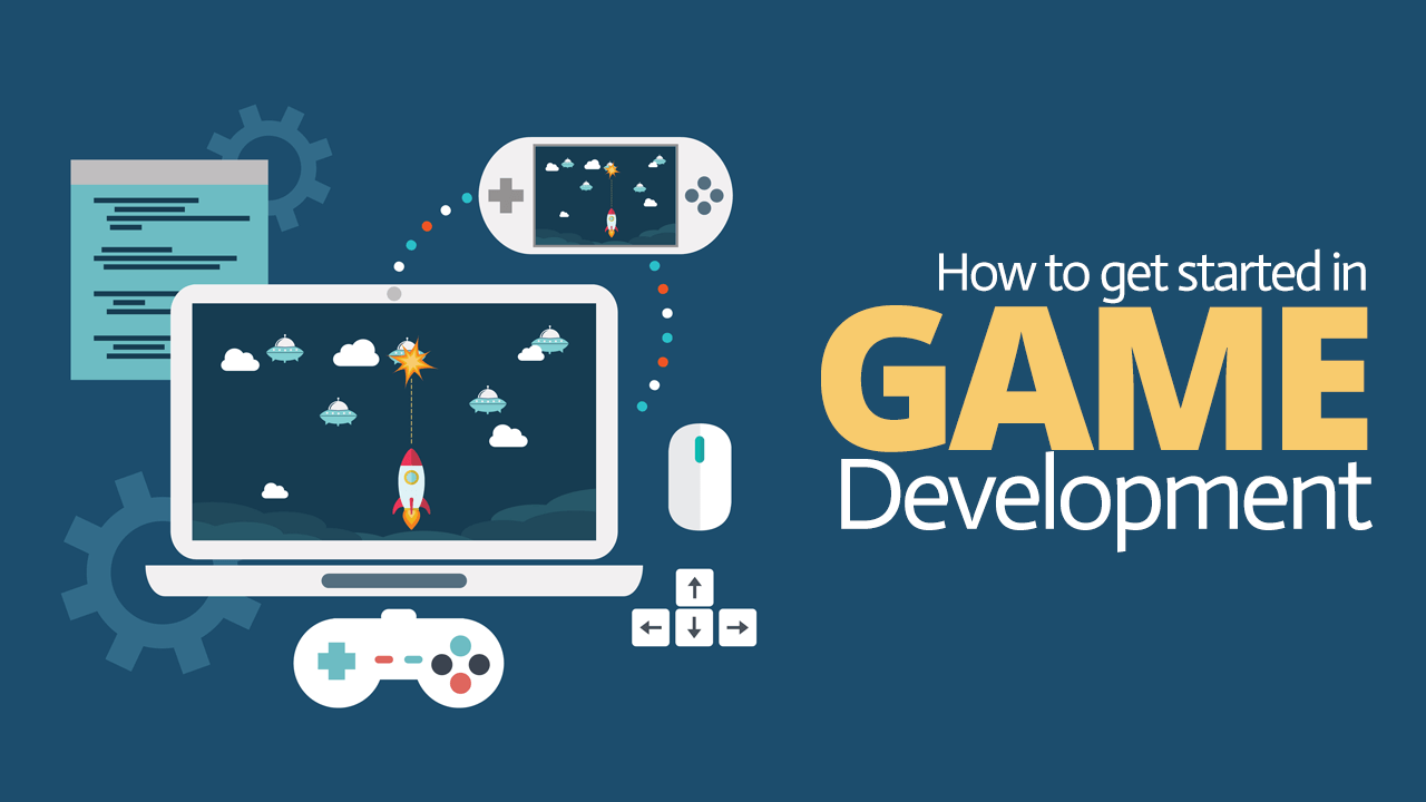 How to get start game development compan