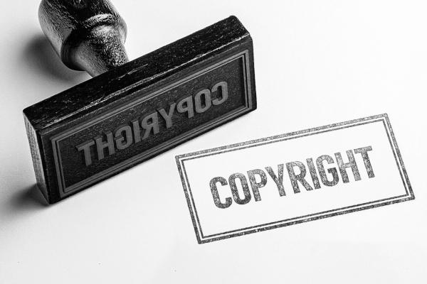 copyright Infringement website content