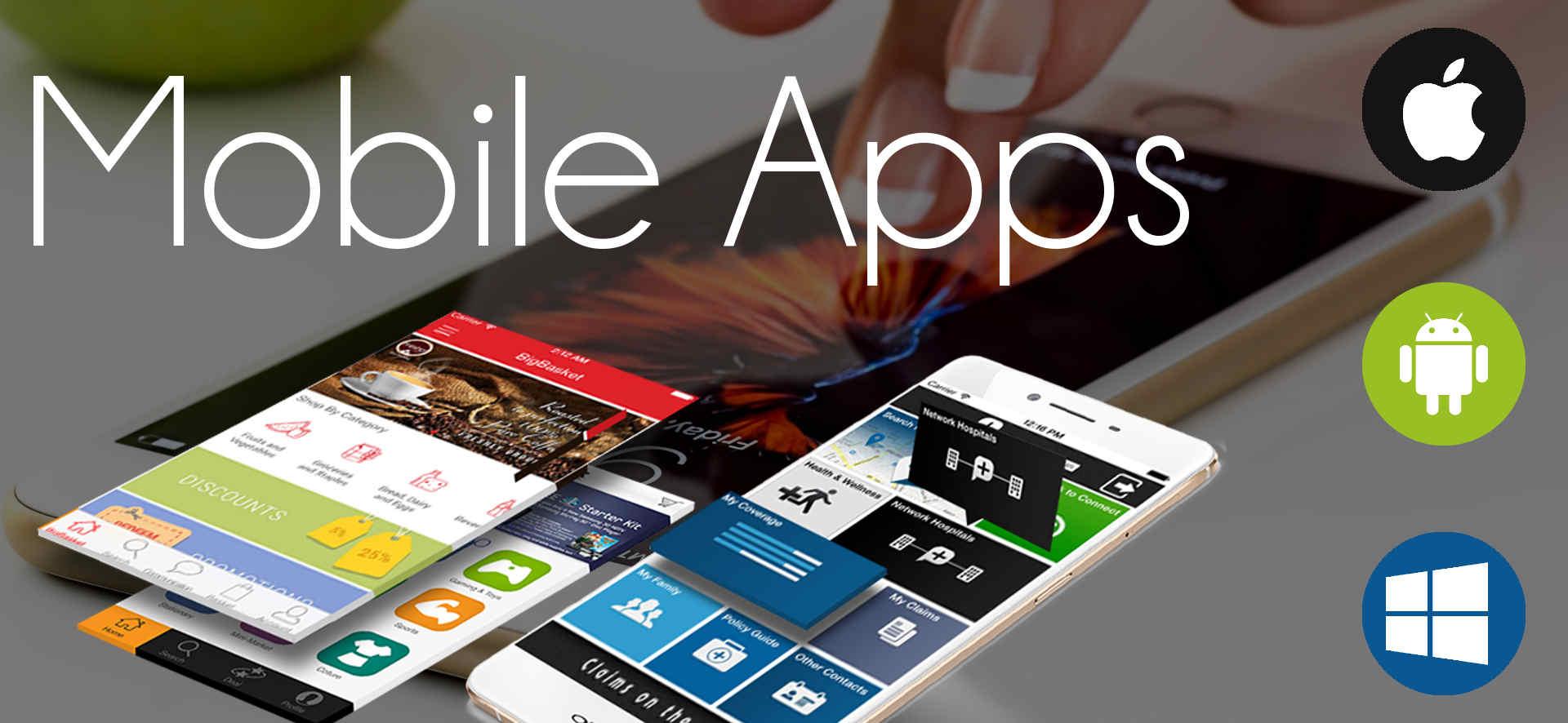 ios android mobile app development