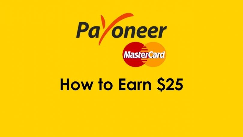 earn money by payoneer referral link