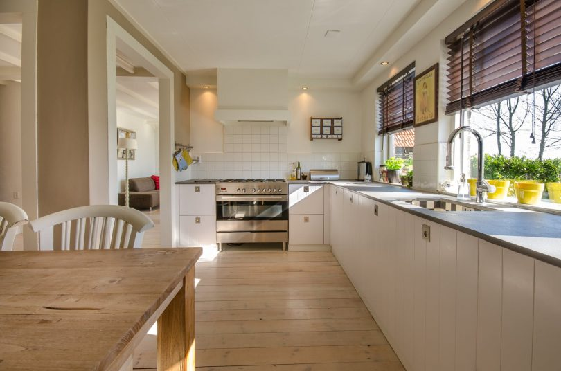 Boost Your Home's Value By Installing A Simple Kitchen Backsplash