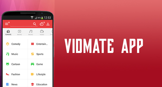 What are the Features of Vidmate App