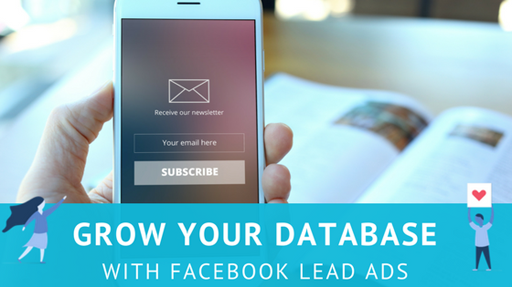 Lead Ads: Connecting People with Businesses in Just Two Taps
