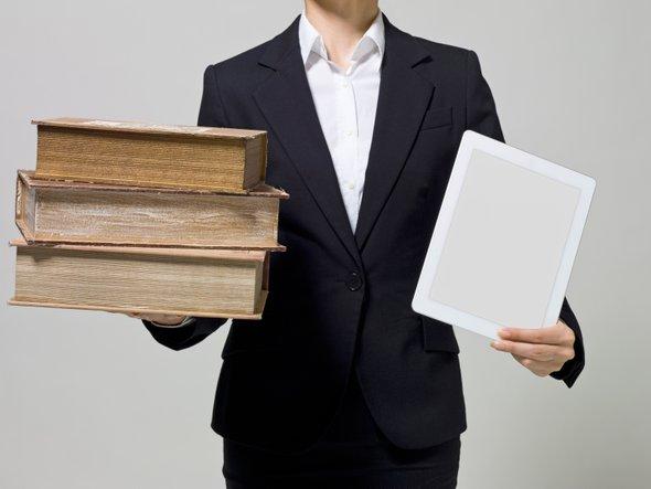 Textbook vs. Tablet Essay