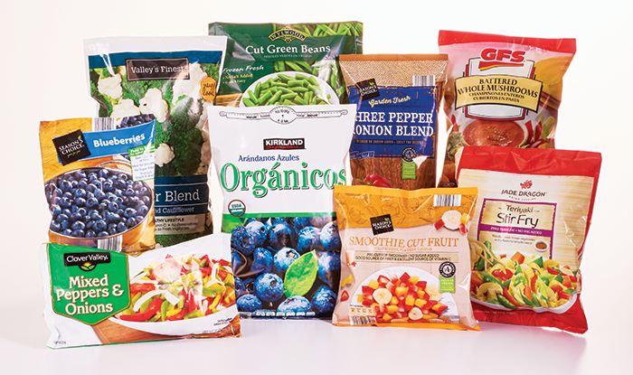 Which Type of Flexible Packaging is Best for Which Type of Food