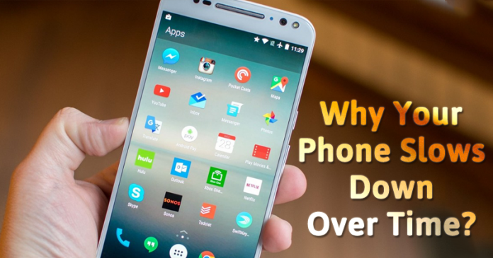 5 Reasons Your Phone Is Slow