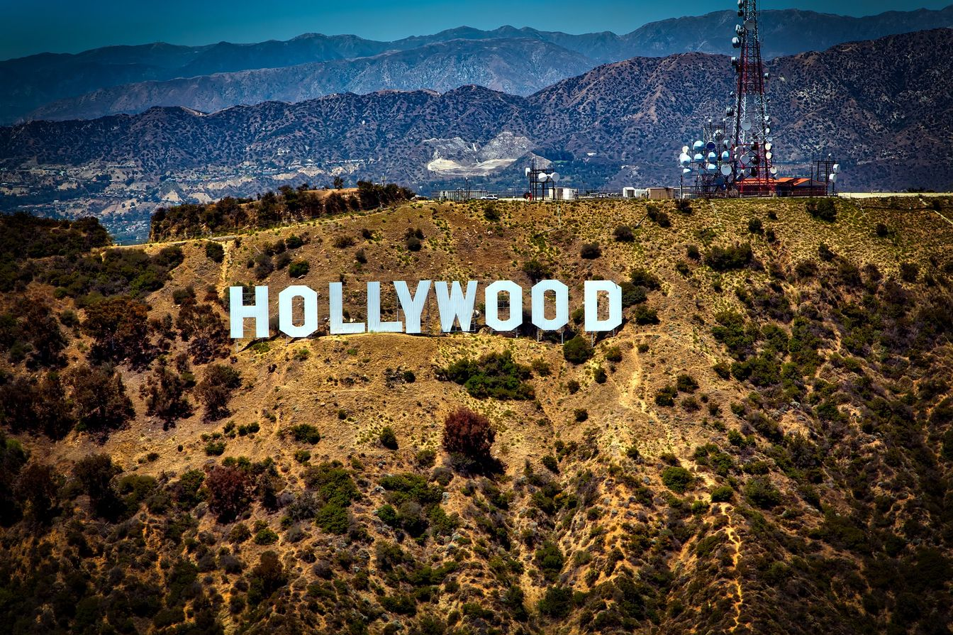 Dream vacation USA travel tips 2019 hollywood sign