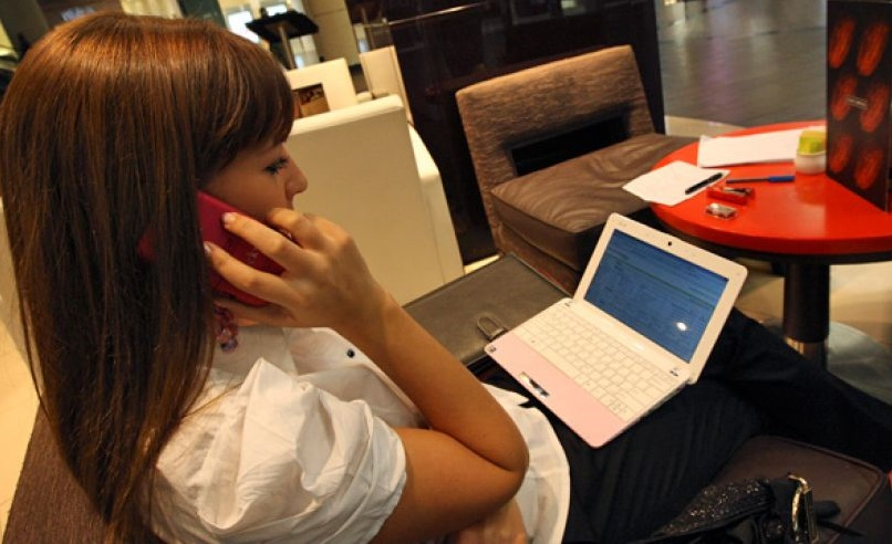 Tips on setting up a mobile office