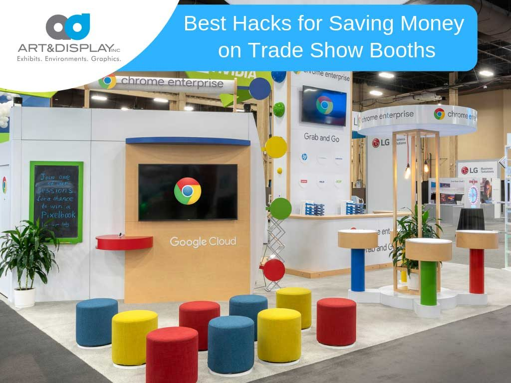 Tips to Letting Your Trade Show Booth Work for You