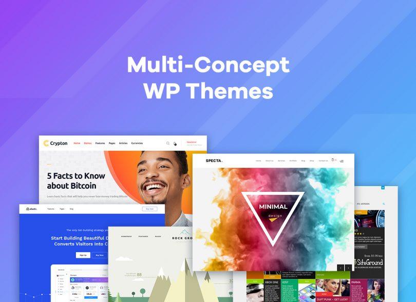 Secret wordpress theme features
