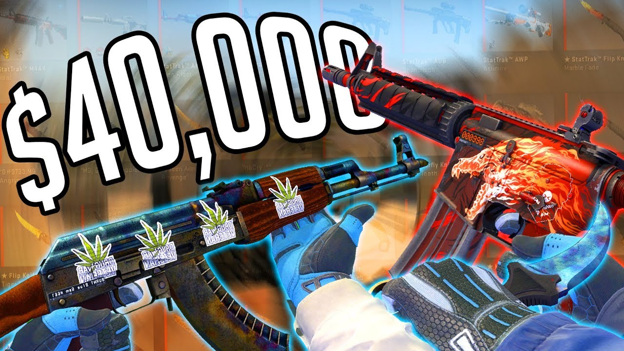 The Most Wanted CSGO Inventory in 2019