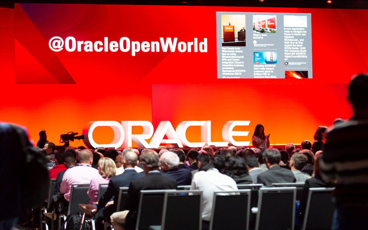 Discuss Business and Technological Innovation at the Oracle OpenWorld Event!