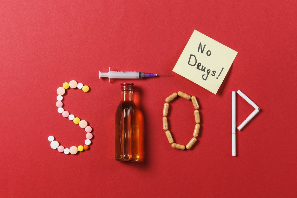 overcome drug addiction