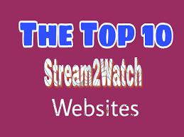 alternatives for stream2watch