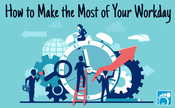 5 Interesting Ways To Organize Your Workday With Less Hassle