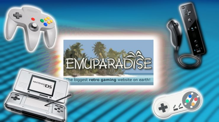 Emuparadise Alternatives download