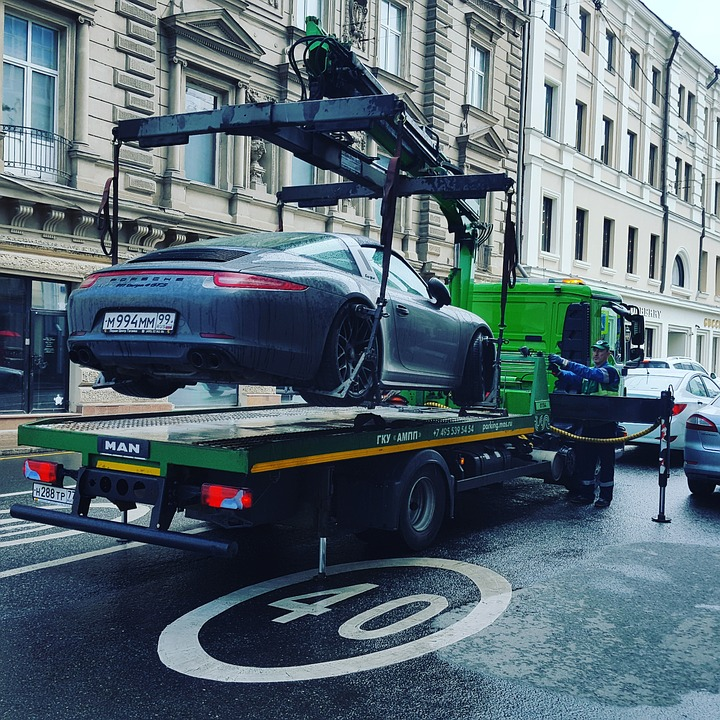8 Tips for selecting Good Towing Company