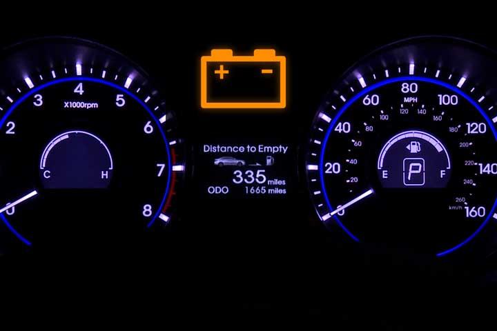 How To Fix a Car Battery Light Problem
