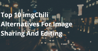 Imgchili and its alternatives