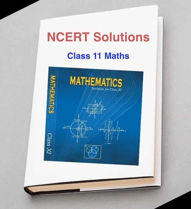 Maths NCERT Solutions Class 11- Detailed Overview