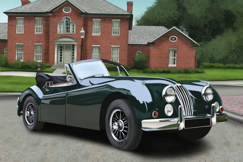 Where to Buy Classic Cars