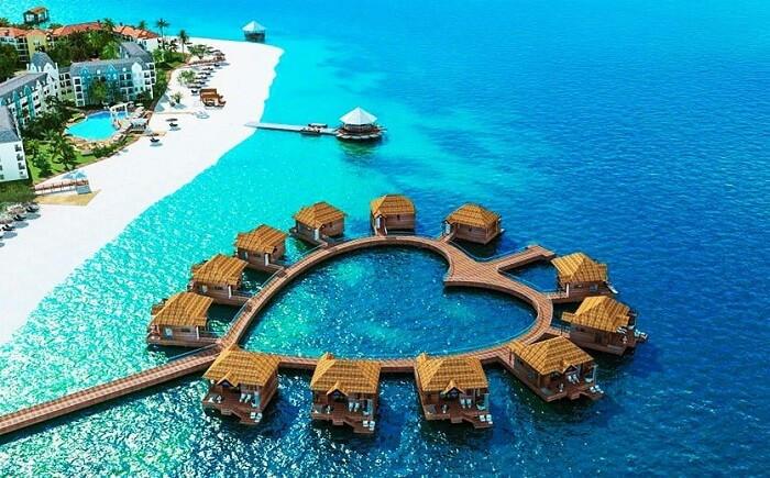 SANDALS RESORTS - JAMAICA