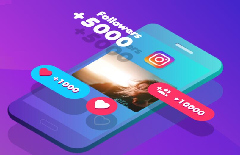 GetInsta - get followers and likes for free on Instagram