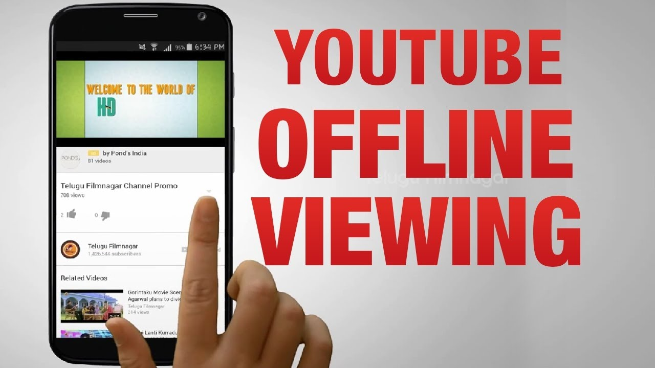 Can We Use YouTube Offline? How?