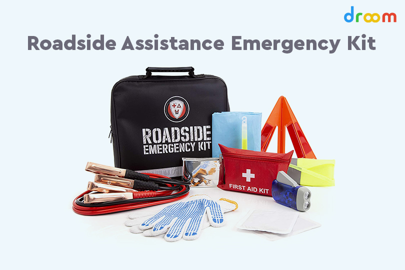 HOW TO CREATE YOUR OWN ROADSIDE ASSISTANCE EMERGENCY KIT?