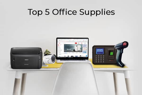 Top Office Equipment Every Business Needs