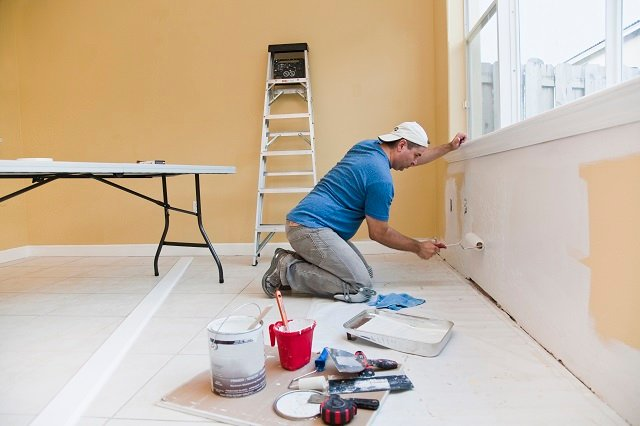 Should I Paint My Home Before Selling It?
