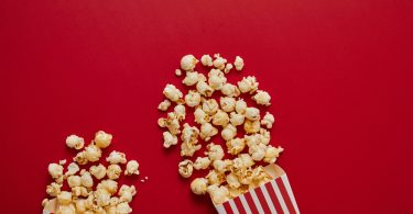 Popping out the thrilling popcorns