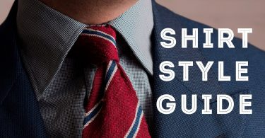 Guide for Choosing Men's Professional Shirts