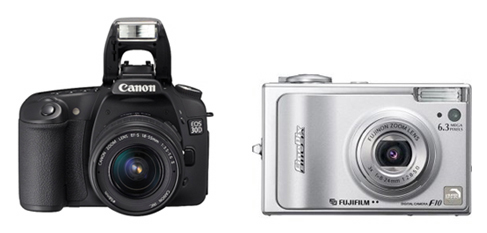 Advantages Of Using Digital SLR Cameras Over Compact Ones That You Should Know About