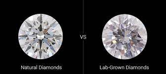 Naturally Grown vs Lab-Grown Diamonds: Are They Different?