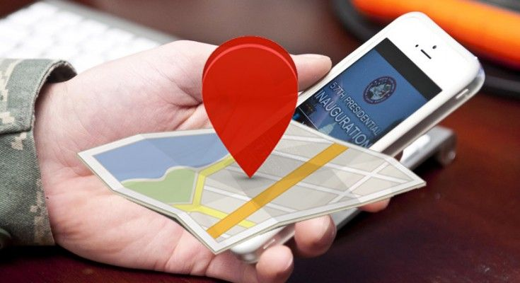 Cell Phone Location