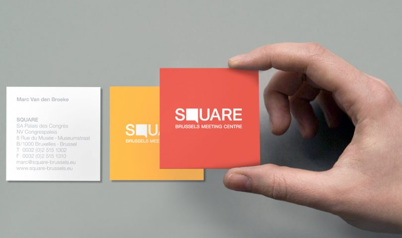5 Advantages of Using Square Business Cards