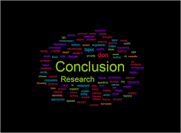 5 key elements of an effective conclusion