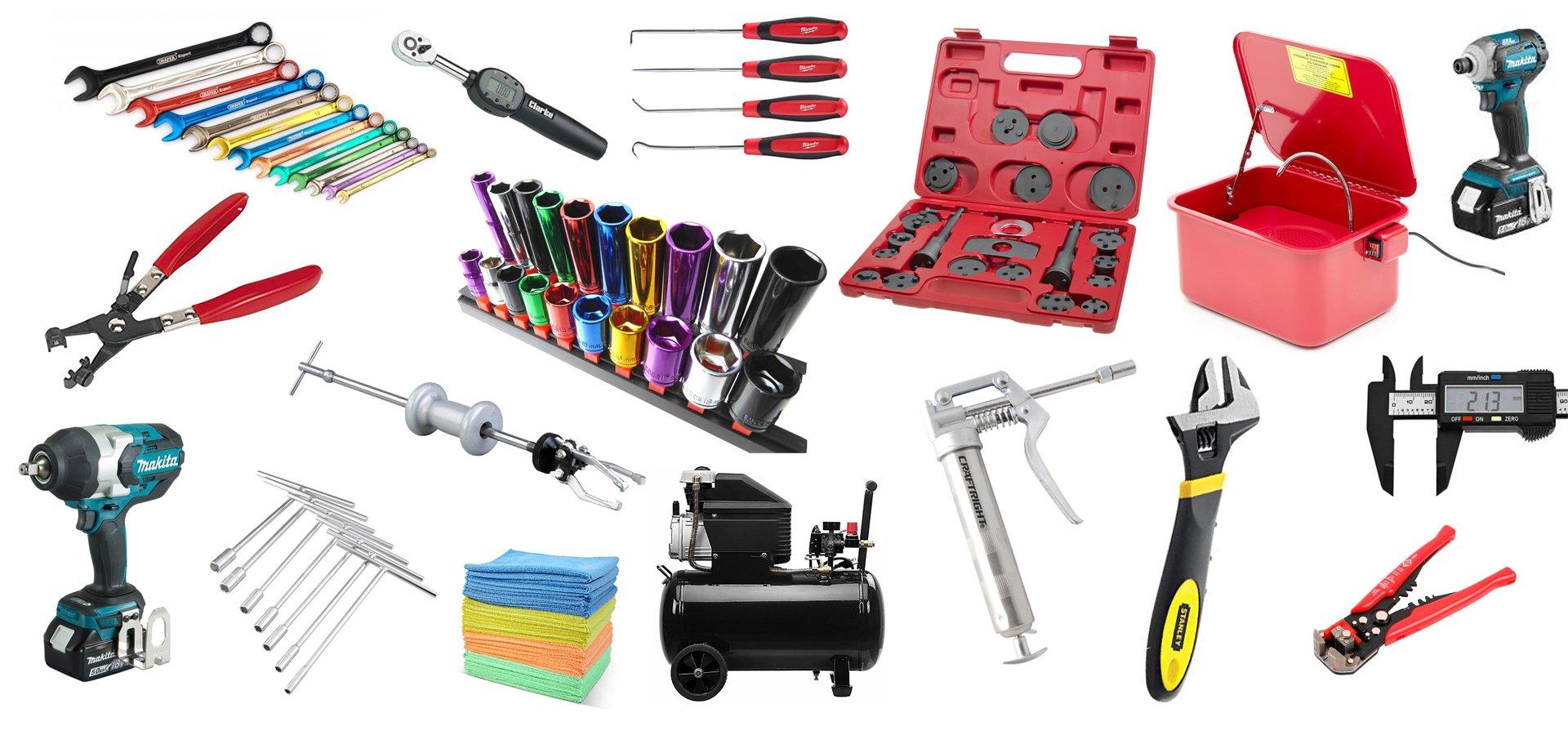 What Key Tools are Used by a Mechanic?