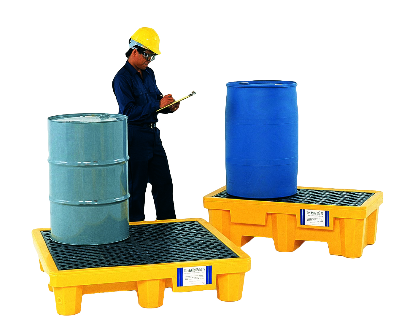 Reasons to Use Oil bunded Pallets