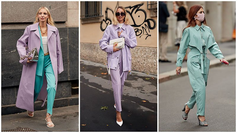 Top 5 fashion trends of 2021
