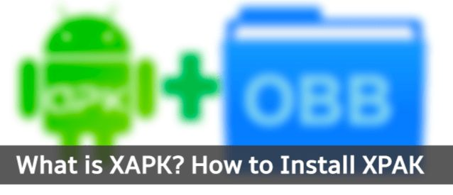 How to Install XAPK Android PC