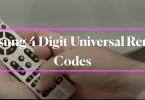 Samsung Universal Remote Codes
