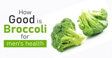 How good broccoli is for men's health