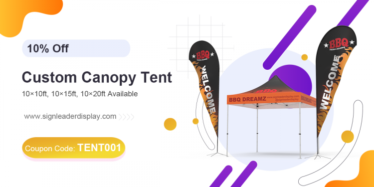 Why Brands Need to Invest In a Good Custom Canopy Tent