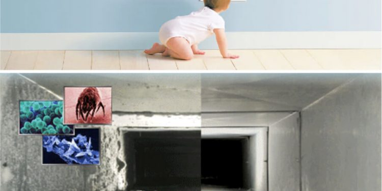 Air vent cleaning how and why