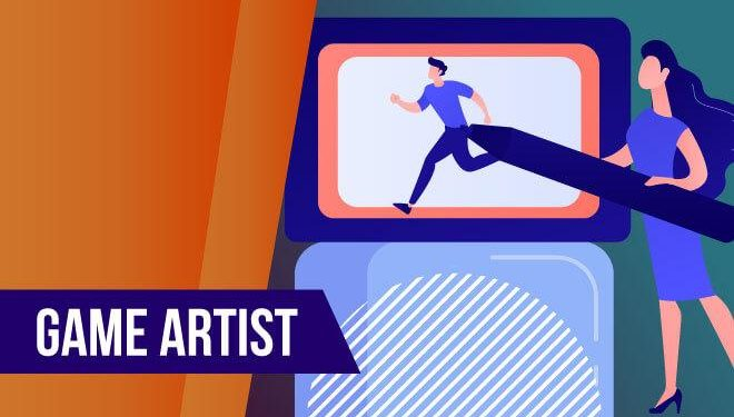 How Game Artists Work and What Their Jobs Involve