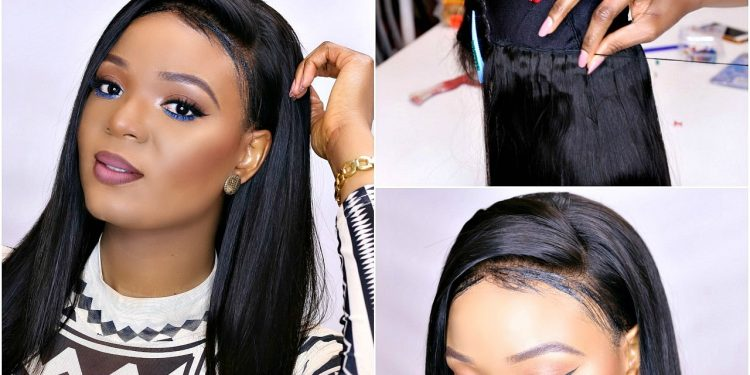 Step by step instructions to wear lace front wig