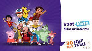 Voot Kids Logo 4